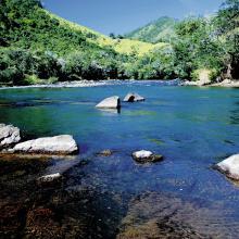 Rio Ribeira de Iguape © Raul Silva Telles do Valle/ISA