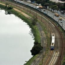Rio Pinheiros, São Paulo © José Antonio dos Santos